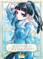 Couverture Les Carnets de l'Apothicaire, tome 3 Editions Ki-oon (Seinen) 2021