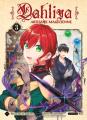 Couverture Dahliya, artisane magicienne, tome 3 Editions Komikku 2021