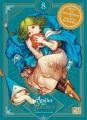 Couverture L'atelier des sorciers, tome 8 Editions Pika (Seinen) 2021