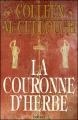 Couverture La Couronne d'herbe Editions Belfond 1996
