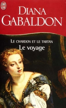 Couverture Le chardon et le tartan (13 tomes), tome 05 : Le voyage