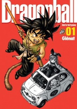 Couverture Dragon Ball, perfect, tome 01