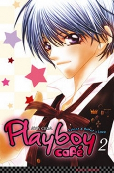 Couverture Playboy Café, tome 2