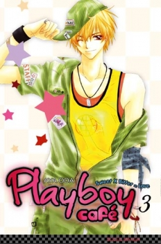 Couverture Playboy Café, tome 3