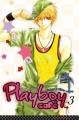 Couverture Playboy Café, tome 3 Editions Soleil (Shôjo) 2008