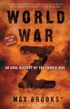 Couverture World war Z Editions Three Rivers Press 2007