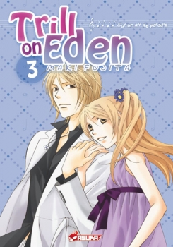 Couverture Trill on Eden, tome 3
