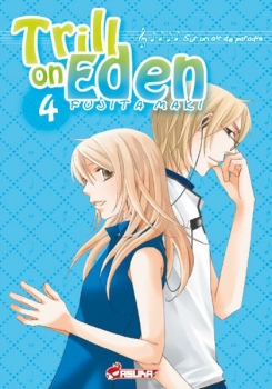 Couverture Trill on Eden, tome 4