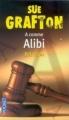 Couverture A comme Alibi / Bluff mortel Editions Pocket (Policier) 2010