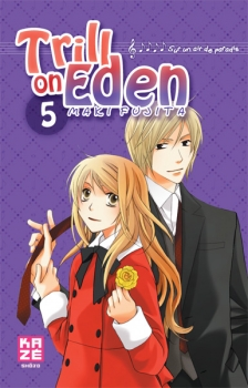 Couverture Trill on Eden, tome 5