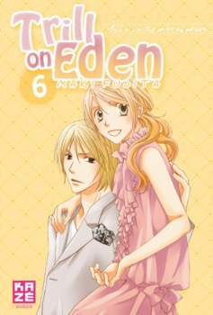 Couverture Trill on Eden, tome 6