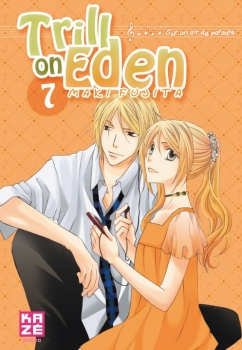 Couverture Trill on Eden, tome 7