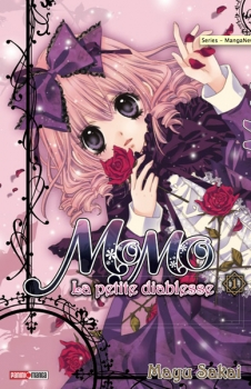 Couverture Momo : La petite diablesse, tome 1