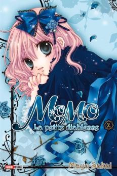 Couverture Momo : La petite diablesse, tome 2
