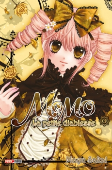 Couverture Momo : La petite diablesse, tome 3