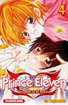 Couverture Prince Eleven - La double vie de Midori, tome 04
