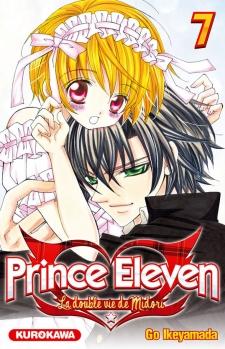 Couverture Prince Eleven - La double vie de Midori, tome 07