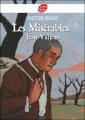 Couverture Les Misérables, abrégé Editions Le Livre de Poche (Jeunesse) 2002