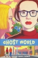 Couverture Ghost World Editions Vertige Graphic 1999