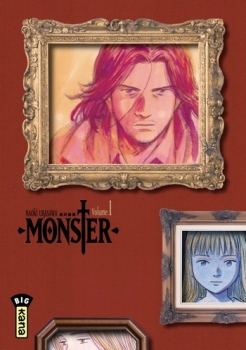 Couverture Monster, deluxe, tome 1