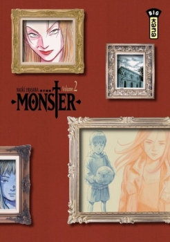 Couverture Monster, deluxe, tome 2