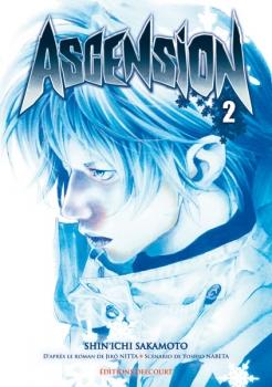 Couverture Ascension, tome 02