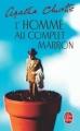Couverture L'Homme au complet marron Editions Le Livre de Poche 2008