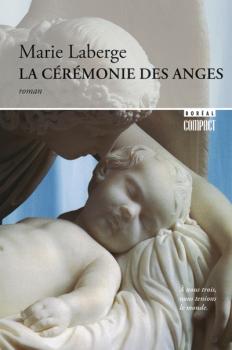 Couverture La Cérémonie des anges