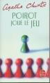 Couverture Poirot joue le jeu Editions Le Livre de Poche 2001