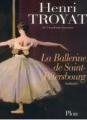 Couverture La ballerine de Saint-Pétersbourg Editions Plon 2000