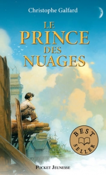Couverture Le Prince des nuages, tome 1