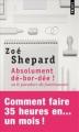 Couverture Absolument dé-bor-dée !, tome 1 : Absolument dé-bor-dée ! Ou le paradoxe du fonctionnaire Editions Points 2011