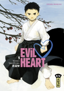 Couverture Evil Heart, tome 1