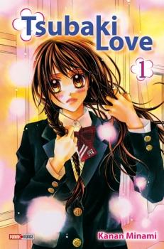 Couverture Tsubaki Love, tome 01