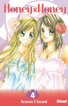 Couverture Honey x Honey, tome 4