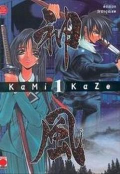 Couverture Kamikaze, tome 1