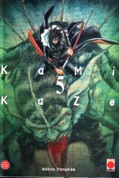 Couverture Kamikaze, tome 5