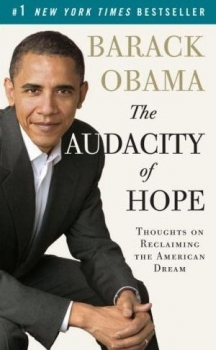 Couverture The Audacity of Hope : Thoughts on Reclaiming the American Dream