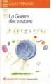 Couverture La guerre des boutons Editions France soir 2003