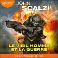 Couverture Le Vieil Homme et la Guerre, tome 1 Editions Audiolib 2021