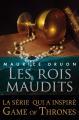 Couverture Les rois maudits, tome 3 : Les poisons de la couronne Editions Plon 2013