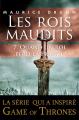 Couverture Les rois maudits, tome 7 : Quand un roi perd la France Editions Plon 2013