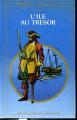 Couverture L'île au trésor Editions Michel Vincent 1985