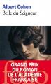 Couverture Belle du seigneur Editions Gallimard  2016