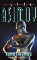 Couverture Le cycle des robots, tome 6 : Les robots et l'empire Editions HarperVoyager 1996