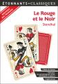 Couverture Le Rouge et le Noir Editions Arthaud Flammarion 2019
