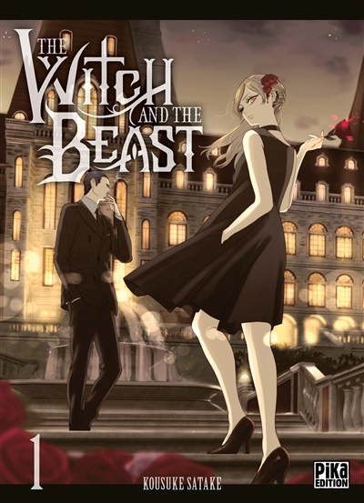 Couverture The Witch and the Beast, tome 1