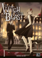 Couverture The Witch and the Beast, tome 1 Editions Pika (Seinen) 2021