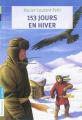 Couverture 153 jours en hiver Editions Flammarion (Castor poche) 2011