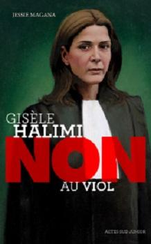 Couverture Gisèle Halimi : Non au viol